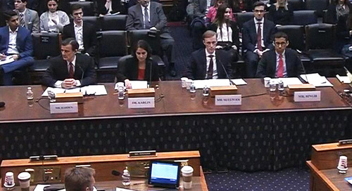 An Intern's-Eye View of Capitol Hill Hearings