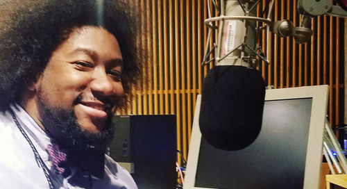 Passion for Radio Led Navy Vet to An Internship and Promising Career Path