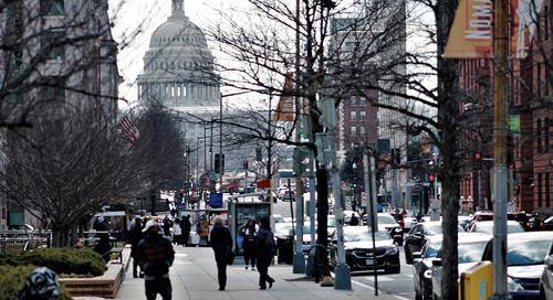 Making the Transition to D.C. City Life