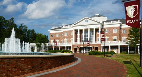 The Washington Center Sets School of Record Partnership with Elon University