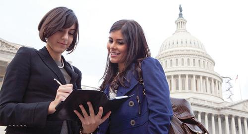 University Students Convene in D.C. for Academic Seminar on Bipartisan Solutions, Media & Politics