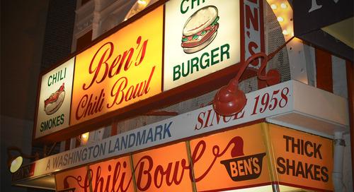 Cheap Eats Every D.C. Intern Will Love