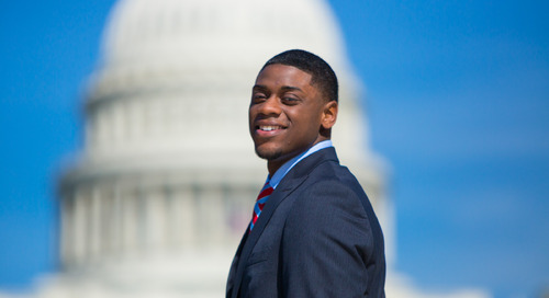 TWC Helped Open This Door: Alumni Isaiah Boswell on How He Got a Job in D.C