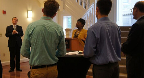 Adrienne Jones Talks Public Service—but Not Politics—to Maryland Interns