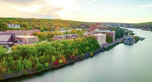 New Partnership with Michigan Tech Introduces Its Students to the World Beyond Their Campus