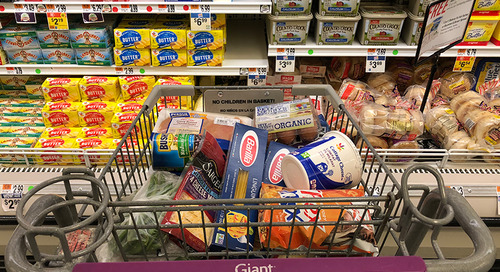 5 Ways D.C. Interns Can Stretch their Grocery Budgets