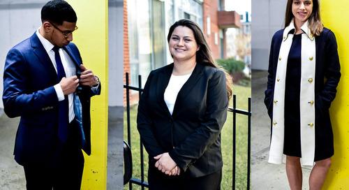 What Do D.C. Interns Wear to Work?