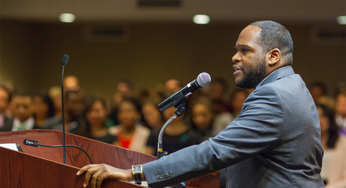 Alumni Spotlight: Michael Long '04 on the Key to Capitol Hill Success
