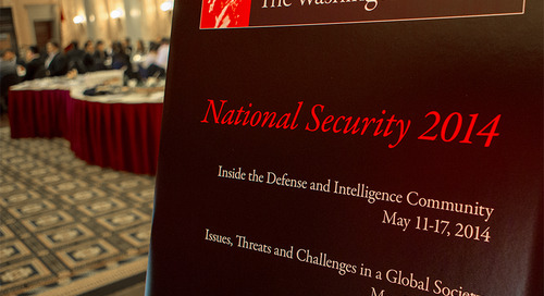 The Washington Center Welcomes 70 Students For National Security Academic Seminar