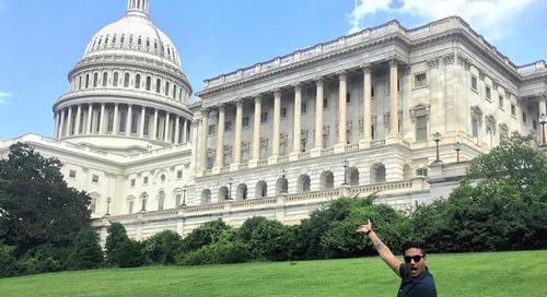 Hosting a Friend in D.C.