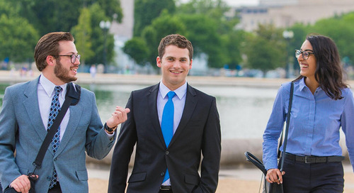 My Summer as a Congressional Intern