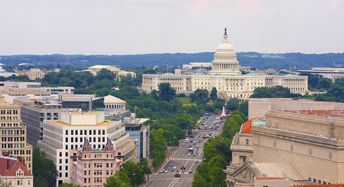 How My D.C. Internship Shaped my Career in Poli Sci