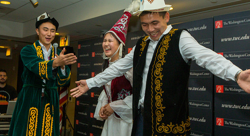 Exploring the World at TWC's Global Festival
