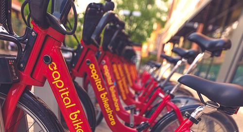Transportation Options for D.C. Interns