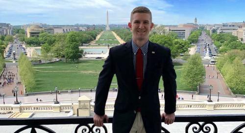 Skipping My Last Semester for an Internship in D.C.
