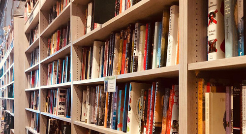 5 Can't Miss Bookstores in Washington, D.C.