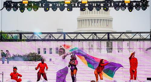 Experiencing Pride Month in D.C.