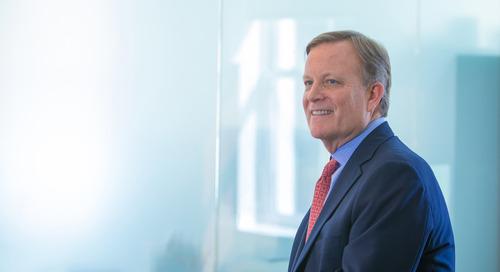 Chris Norton Begins New Legacy as Third TWC President