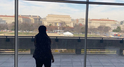 From Westfield, MA to Washington, D.C.: What I've Learned on My Journey to Interning at the Department of Homeland Security