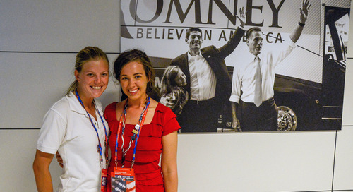 From the RNC to Twitter: How the National Convention Experience Shaped this Alumna's Career