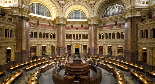 Library of Congress Seeks Summer Interns through TWC's Federal Diversity Internship Initiative