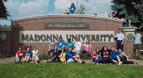 Madonna University Chooses The Washington Center as D.C.-Based Internship Partner