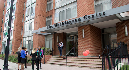 The Washington Center Receives $100,000 Scholarship Endowment from the  Motorola Solutions Foundation