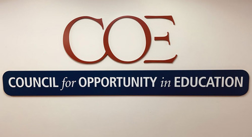 My Journey to The Washington Center and What I Learned Working as a Public Policy Intern at an Education Nonprofit in D.C.
