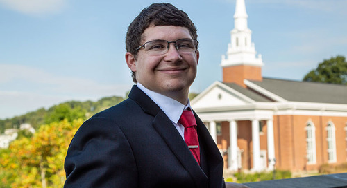 Intern Spotlight: Nicholas Midei, Waynesburg University