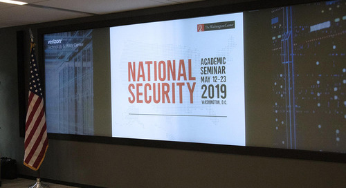 Here's the Top 3 Moments from National Security 2019