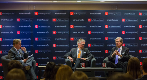 SMLS: Tom Daschle and Trent Lott Pave the Way for Bipartisanship