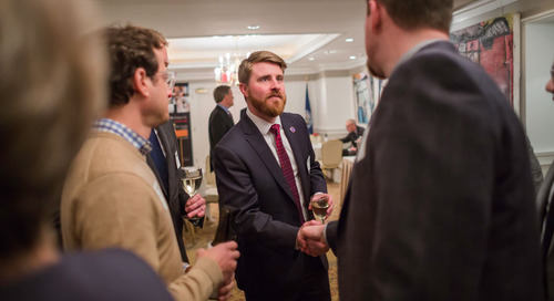 5 Reasons Why Veterans Are Great Networkers