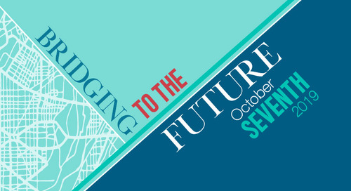 Bridging to the Future — The Washington Center 2019 Annual Scholarship Dinner
