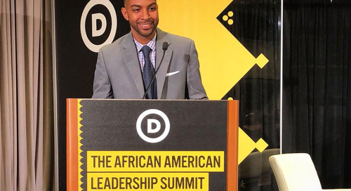 From HUD Intern to DNC Finance Director for the African American Leadership Council
