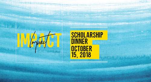 Celebrating Impact at TWC's 2018 Annual Scholarship Dinner