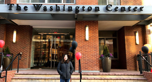 A Week in the Life of a Public Policy Major Interning at a D.C. Nonprofit