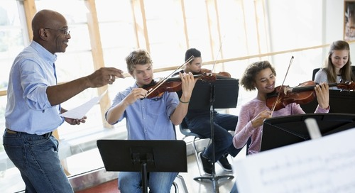 What Does Music Tell Us About Leadership?