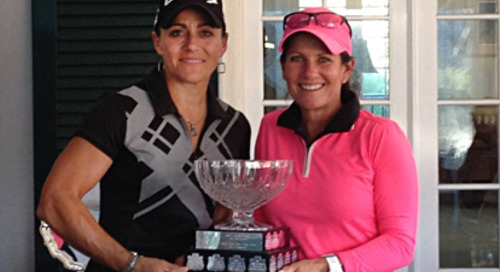 Women's Four-Ball Championship at Ladies Golf Club of Toronto ~ September 21st