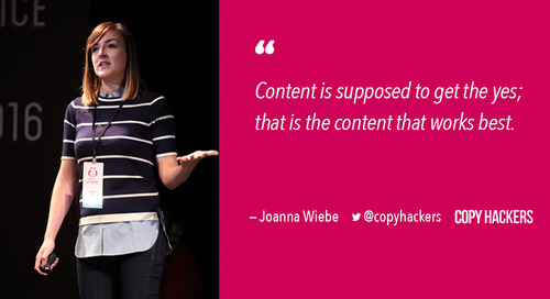 Never Be Content With Content [Podcast]