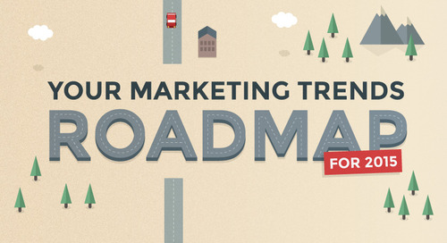 Your Marketing Trends Roadmap for 2015 [Infographic]