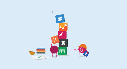 The B2B Content Marketing Stack