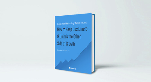 Customer Marketing With Content