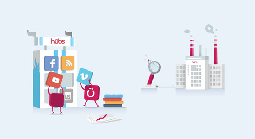 How B2B Brands Use a Content Marketing Hub