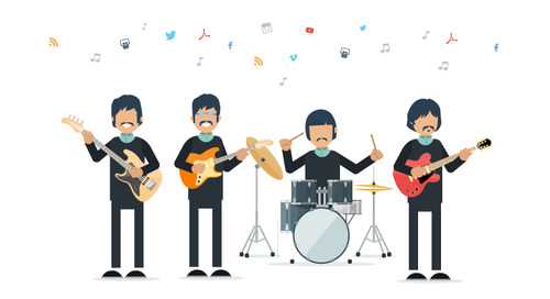 The Synergy Between Music and Content Marketing
