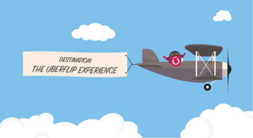 Calling All Bostonians & New Yorkers: Win Your Flight to The Uberflip Experience!
