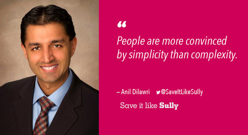 Convince with Simplicity vs. Complexity: The Components of a Powerful Presentation [Podcast]