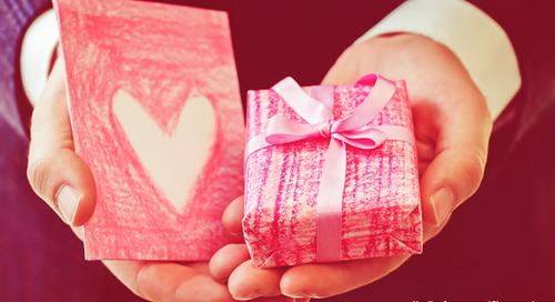 Valentine's Day – Lovin' Those Gift Certificates Sales
