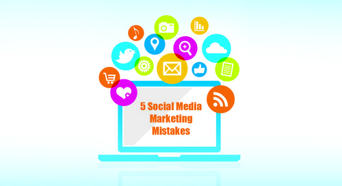 You're Doing it Wrong: 5 Social Media Marketing Mistakes