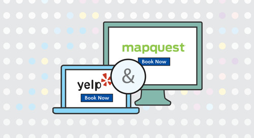 Booker Partners with Yelp and MapQuest