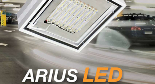 Arius LED Low Bay